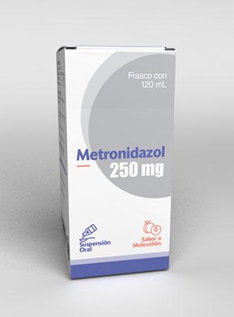 Metronidazol Suspension Vademecum Laprofar